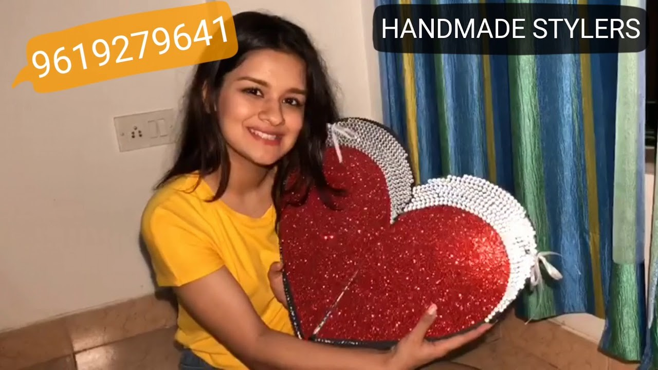 AVNEET KAUR | CELEBRATING 2M ON MUSICALLY WITH OUR HEART SCRAPBOOK | HANDMADE STYLERS |