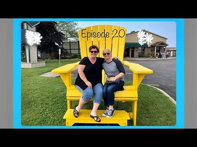 Episode 20:  Midsummer update and vacation knitting