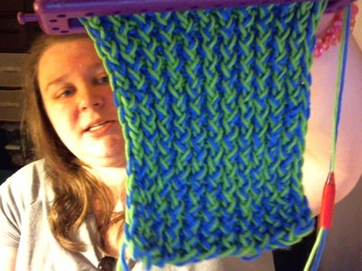 Episode 87: loom knitting, shawls, and beanies.