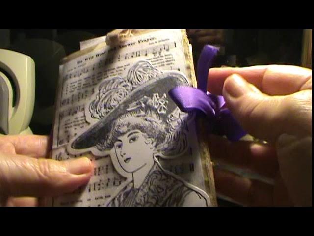 How I Make Paper Bag Junk Journals
