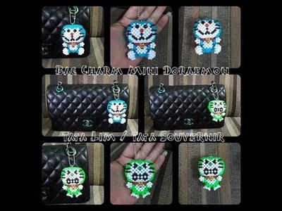 How to Bead Doraemon Type 01(Blue). Beading Tutorial Part 1.2