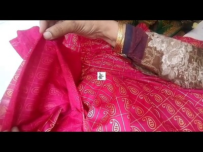 How to make frock open frock stylish frock simple cutting & stitching full tutorial