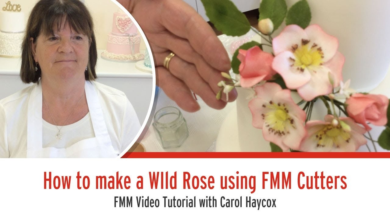 How to Use the Wild Rose Cutters with Carol Haycox