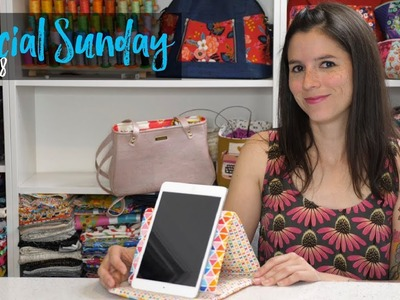 Sewcial Sunday - How to Add a Needle Sleeve