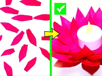 Simple Diy Paper Flower Wall Hangingmple And Beautiful Wall
