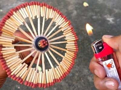 5 Awesome Fun Tricks with Matches – DIY ideas with Matches