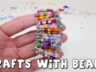 DIY Craft Video Making Friendship Pins and Bracelet | Video for Kids DCTC Amy Jo
