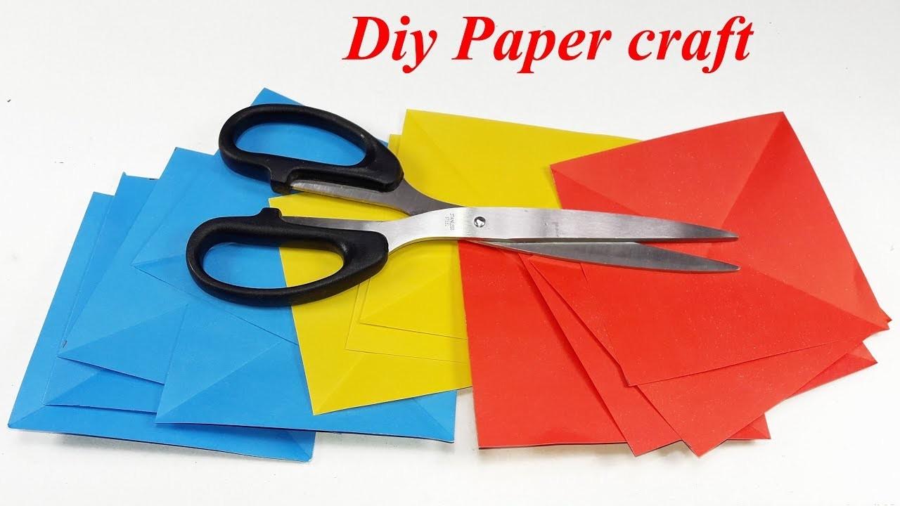 DIY paper crafts   Best craft idea   DIY arts and crafts   Cool idea you should know