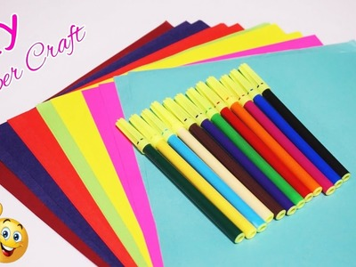 DIY Paper Decoration Ideas | Paper crafts for home decoration | diy room decor | uppunutihome