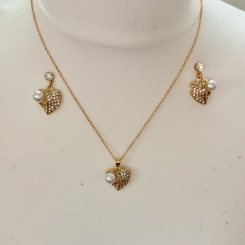 Fashion Jewellery Set, Fundraising Project