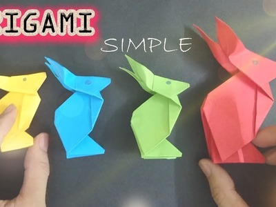 How to Fold the RABBIT just Beautiful and Fast - Easy to make Origami – Paper Magic Top