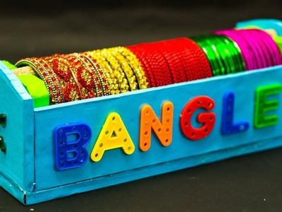 How To make Bangle Holder