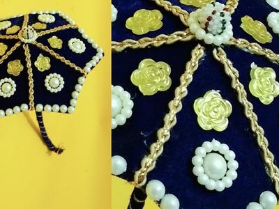 How to Make Beautiful Umbrella || Decorative Umbrella