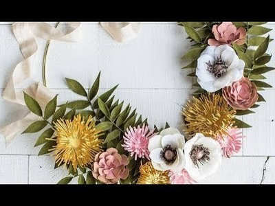 Tips for Paper Flower Beginners!