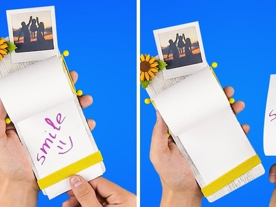 15 COOL DIY NOTEBOOKS AND NOTE HOLDERS