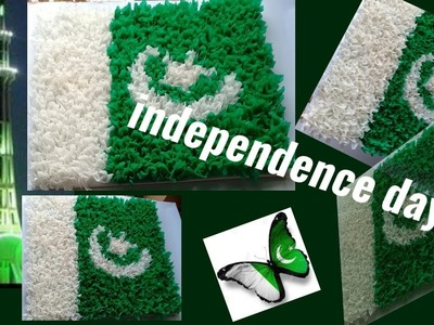 Decor idea.independence day decor idea part 2.DIY.School or home decor idea