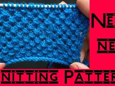 New Net Knitting Design.pattern #7   Knitting Pattern   sweater design in Hindi.English