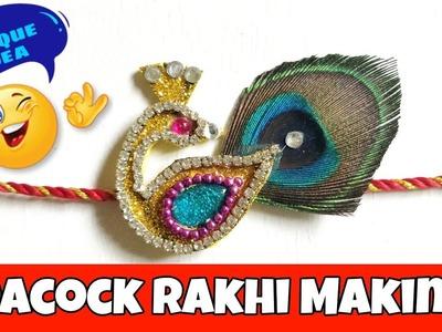 Rakhi Making Ideas At Home | DIY | Rakhi Making ideas For Raksha Bandhan | Art n Creations