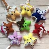 Sugar / Chocolate Dipped Christmas Cookies Star Cookies