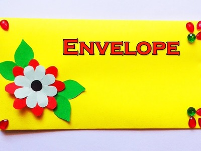 DIY Envelope | How to make Envelope Making With Paper at Home
