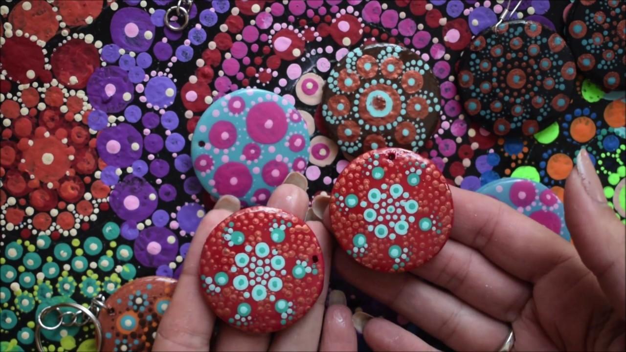 Easy Beginners Dot Art Mandala Design Dottingtools Art Therapy