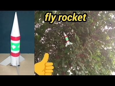 How to make a rocket at home