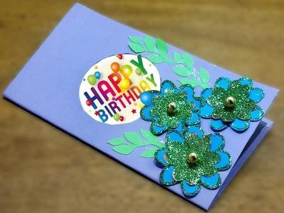 Awesome DIY Birthday card idea-Handmade Greeting Cards for Birthday