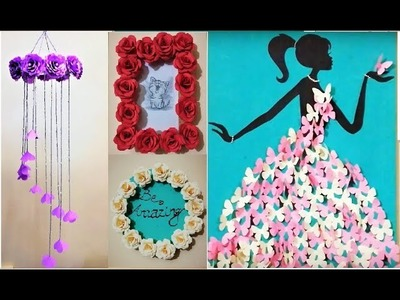 DIY Room Decor! 10 Easy Crafts Idaes at Home , DIY Ideas for Teenagers New 2018