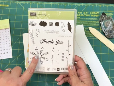 Quick & Easy Handmade DIY Card using Stampin' Up! products