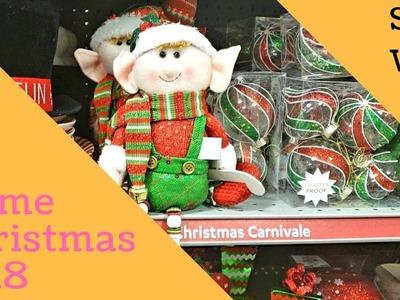 At Home Christmas 2018. Christmas Shopping 2018. Christmas Decor