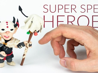 Community Challenge ULTIMATE WIZARD DESIGN (Super Spell Heroes) – Polymer Clay Tutorial