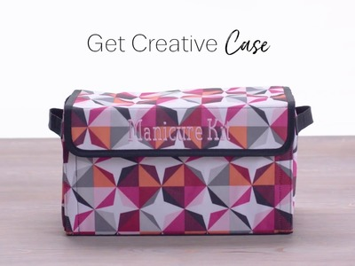 Craft on-the-go with the Get Creative™ Case – Thirty-One Gifts