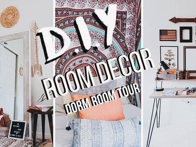 DIY Bedroom Makeover + Room Tour | Decorating On A Budget
