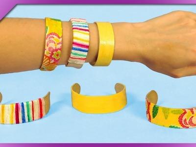DIY How to make bracelets out of sticks (ENG Subtitles) - Speed up #514