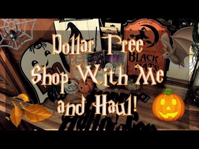 Dollar Tree Haul ???? | Shop With Me ????| Christmas Sneek Peek ????
