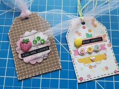 From Embellishments to Gift Tags | Paper Crafting