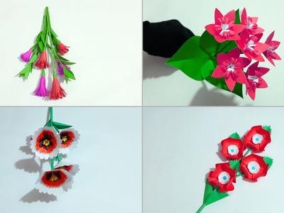 Paper Folding Flowers Video Flowers Healthy