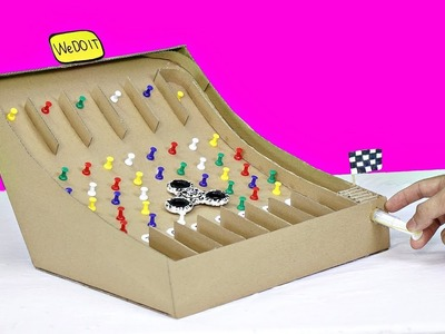 DIY Awesome Board Game Using Spinner