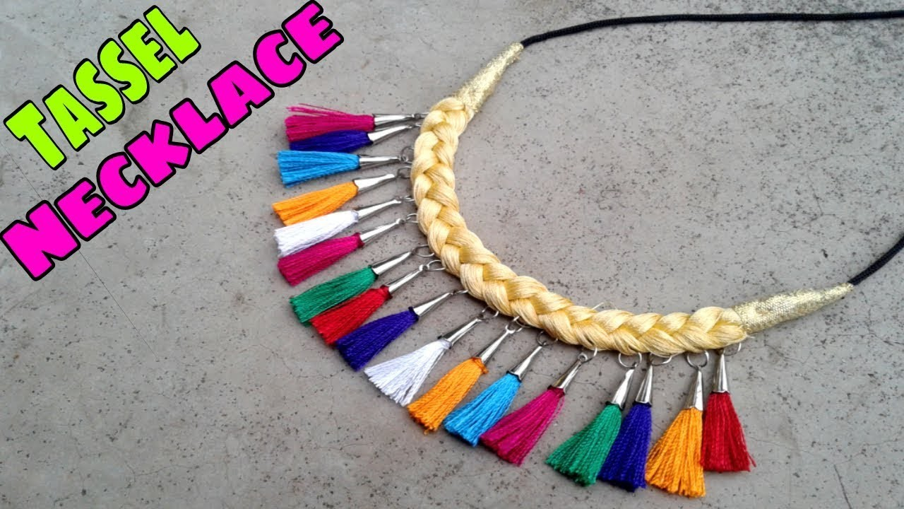 how to make diy necklaces