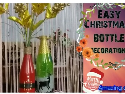 Easy Christmas DIY |Christmas decoration