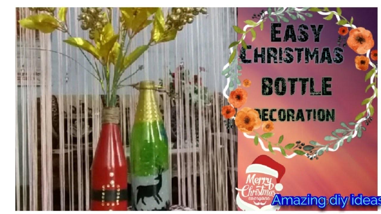 Easy Christmas DIY |Christmas decoration