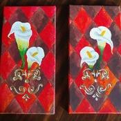 Decorative Lilys