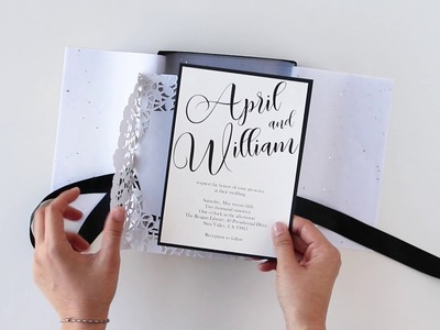 DIY Boxed Invitations: The Ultimate Unboxing Experience