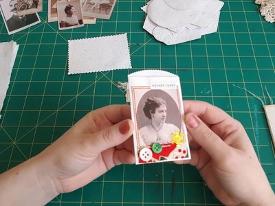 Handmade Paper Die-Cuts. Embellishments