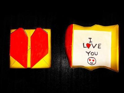 Easy Paper Heart Envelope Filled with Love! - Jennifer Maker | 300x400