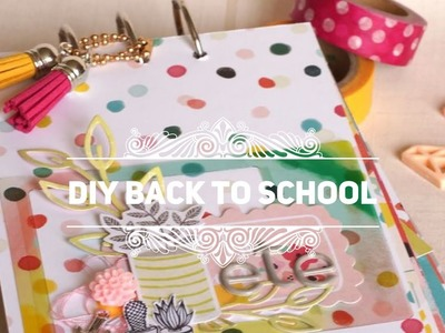 DIY BACK TO SCHOOL. Customiser ses fournitures scolaires (facile, rapide)