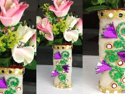 DIY Flower pot out of Waste Plastic Bottle I Best out of waste craft Idea