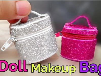 DIY |Miniature Doll makeup bag