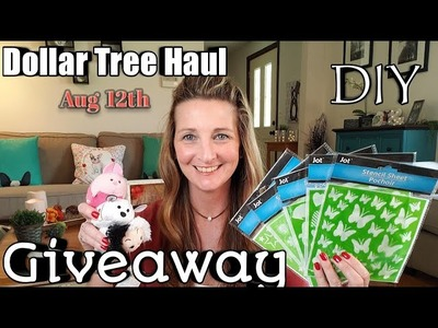 Dollar Tree Haul ???? NEW FINDS???? DIY????Aug 12th