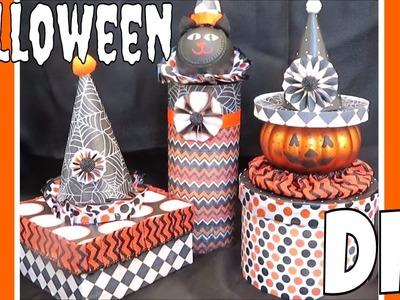 Dollar Tree Vintage Halloween DIY